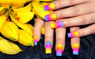 100+ Simple Summer Nail Designs and Ideas For 2021