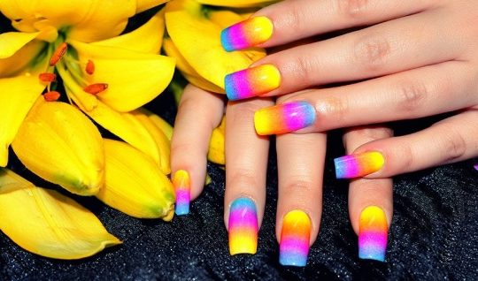 100 Simple Summer Nail Designs and Ideas For 2021