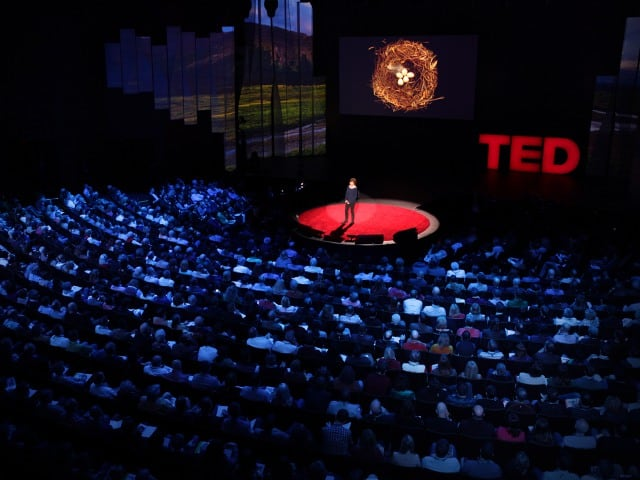 TED Talks That Will Pump You Up For Your Aim
