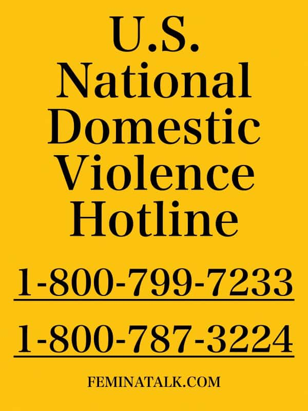 How To Report Domestic Violence In US