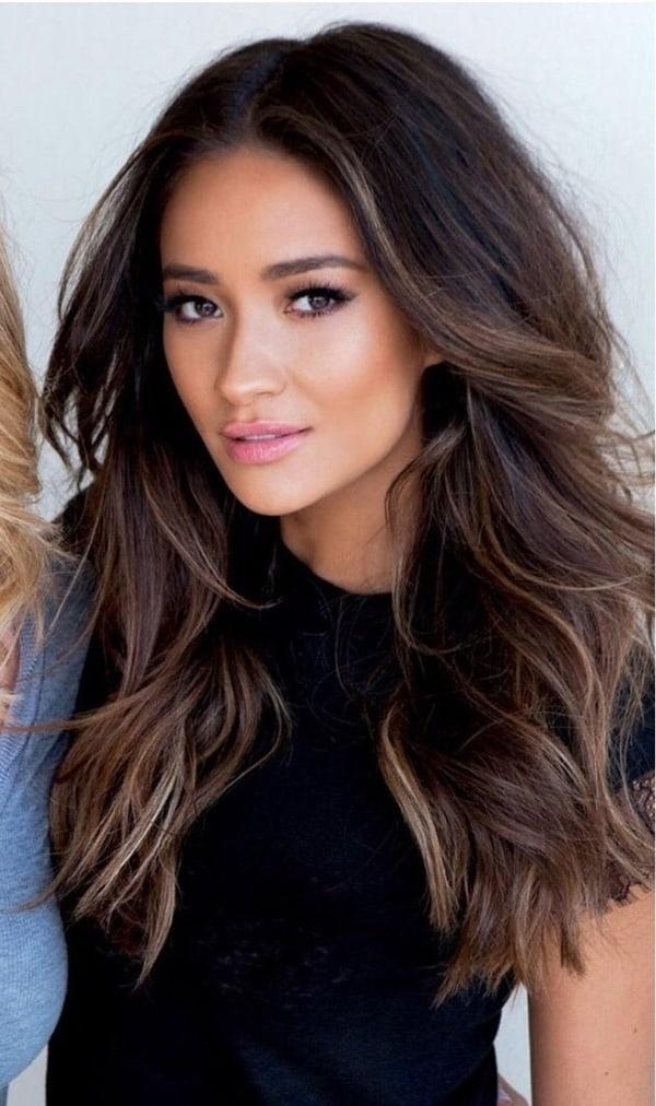 40 Cute Winter Hair Color Ideas To Copy In 2019 Feminatalk