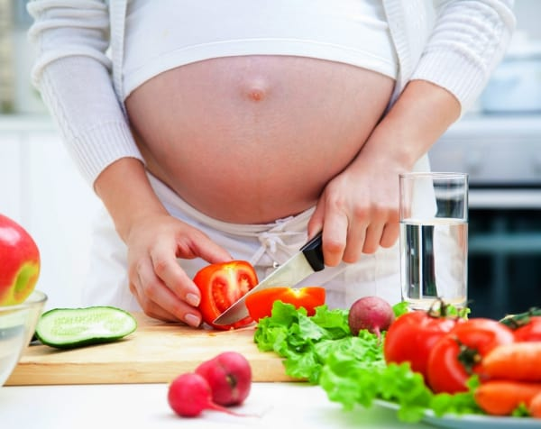 How much Weight Gain during Pregnancy is Normal and Healthy
