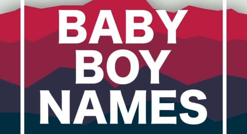 Catholic Baby Boy Names with Meanings