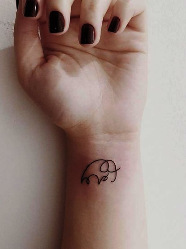 Small Tattoo Designs with Very Powerful Meanings