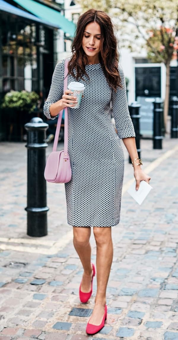 Professional Summer Work Attires To Wear To Office
