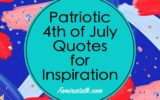 Patriotic 4th of July Quotes for Inspiration