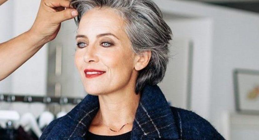 30 Best Short Hairstyles For Women Over 50 Feminatalk