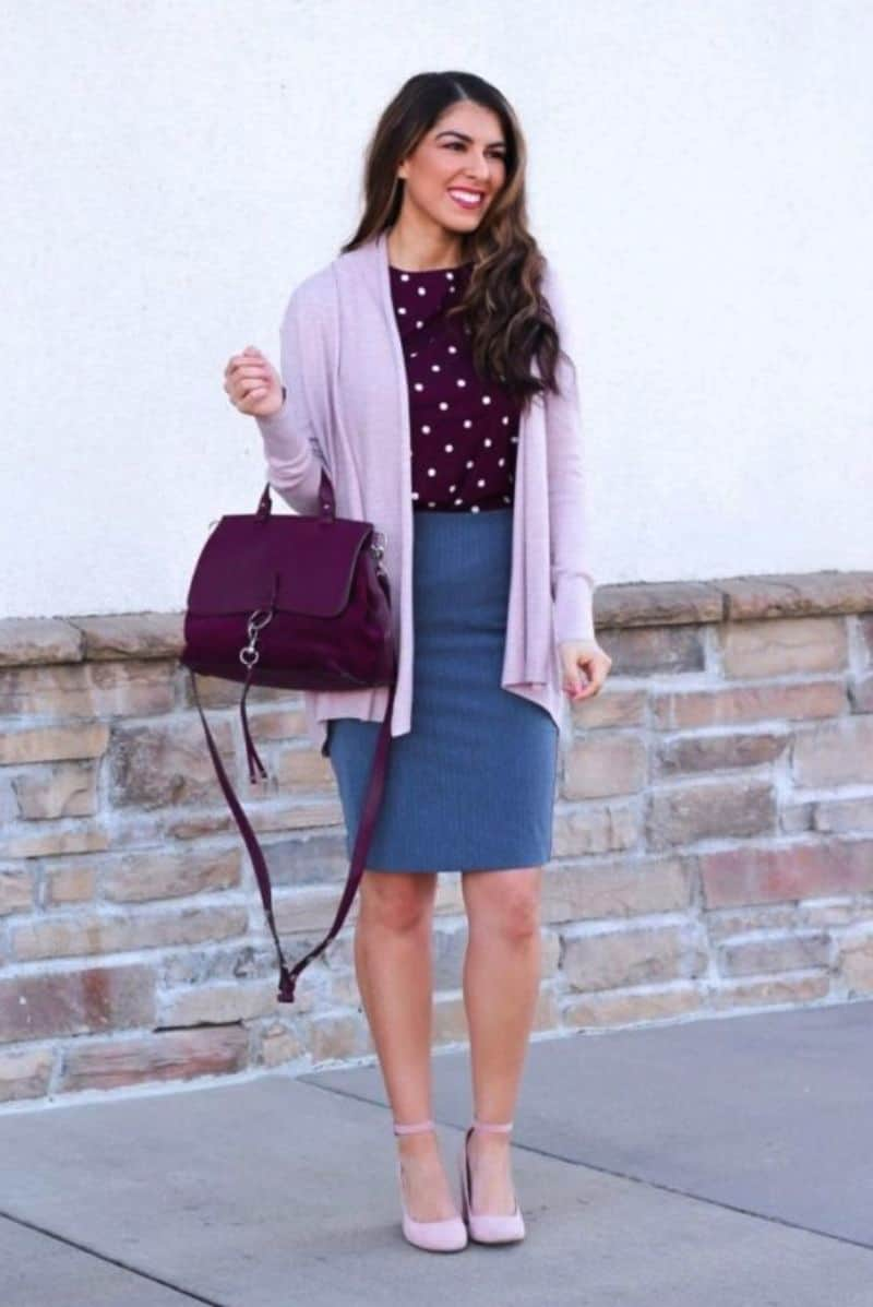 Skirt Outfits for women