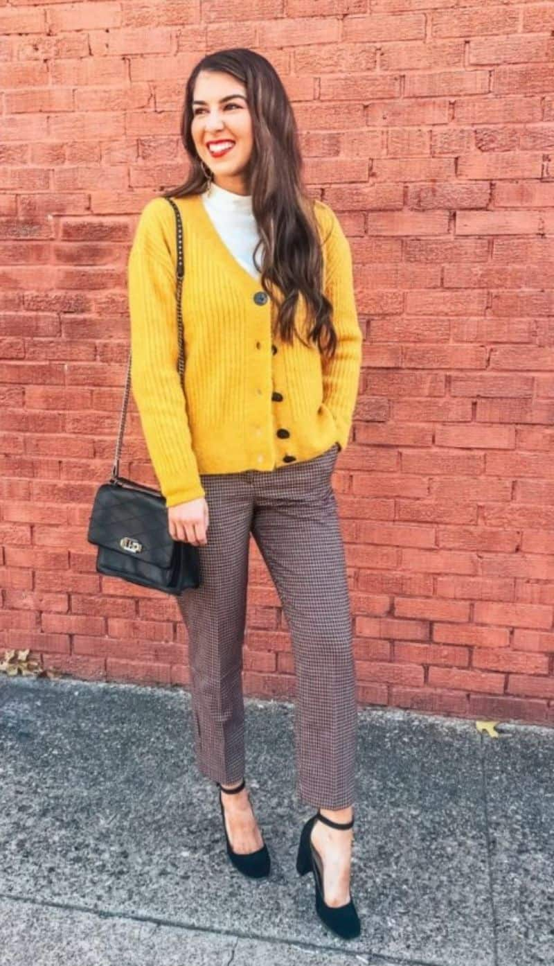 Non-Boring Work Outfit Ideas for Career Women