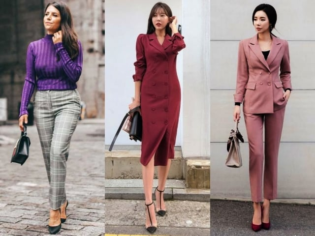 41 Casual Fall Work Outfits for Professionals