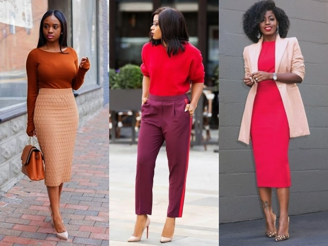 37 Non-Boring Casual Work Outfits for Black Women