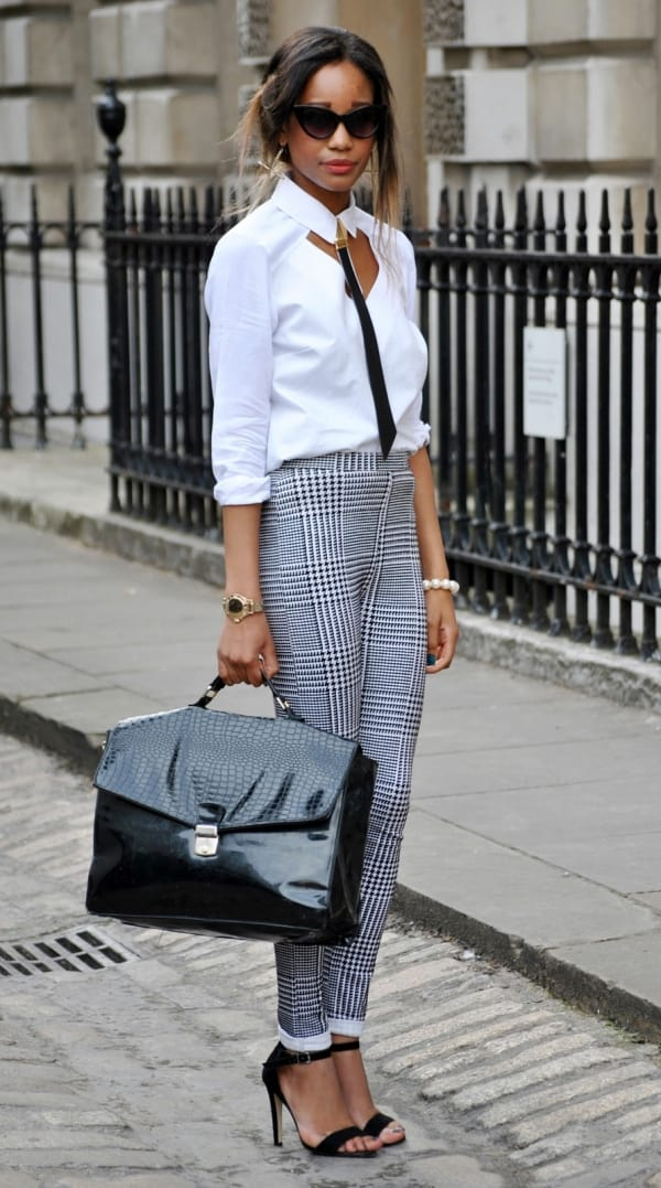 Casual Work Outfits for Black Women