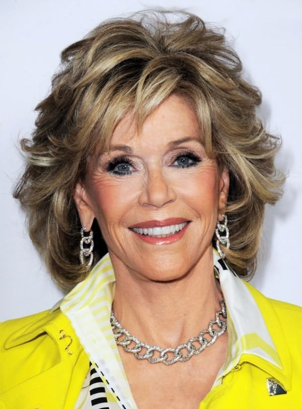 Charming Short Hairstyles for Older Women Over 60