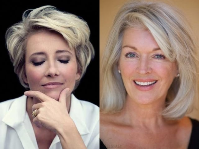 37 Gorgeous Short Hairstyles for Older Women Over 60