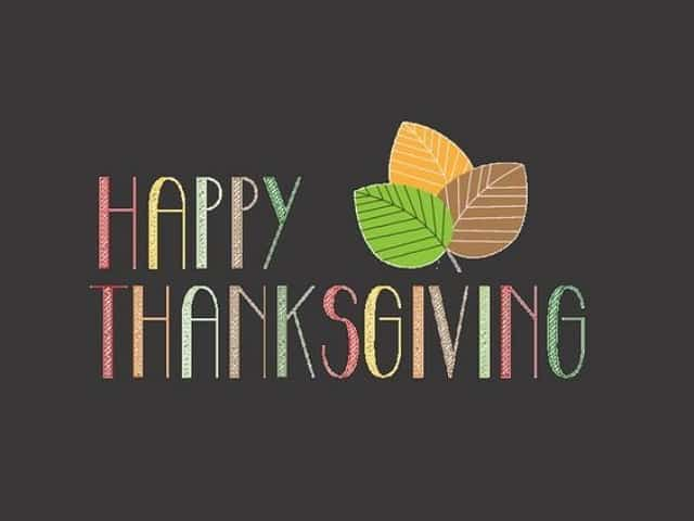 32 Happy Thanksgiving Quotes For Friends And Family