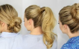40 Quick And Easy 5 Minute Hairstyles That'll Save Your Time