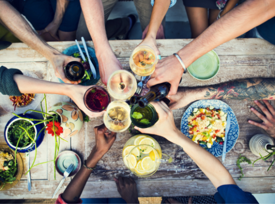 4 Simple Style Ideas To Wow Your Dinner Guests